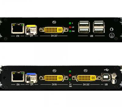 DVI光端机