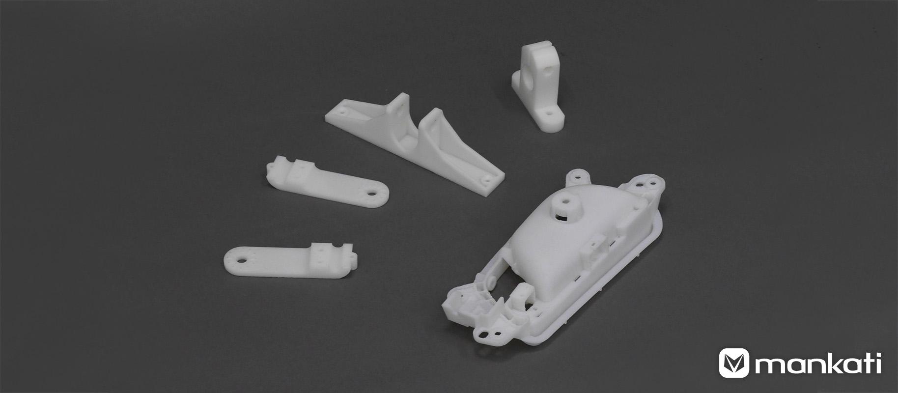 ABS材料,尼龙桌面级3D打印机,大尺寸打印机,工业级打印机