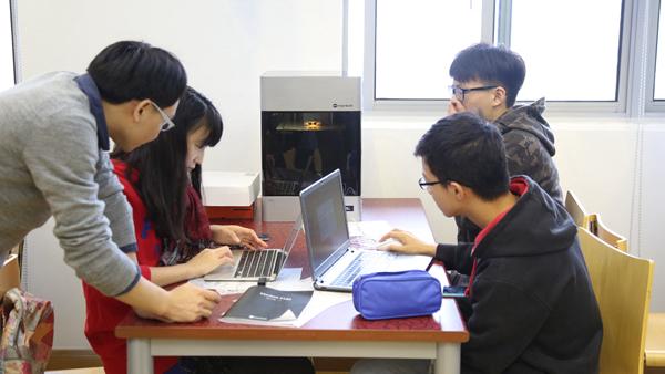 Mankati为上海市实验学校打造STEM教育3D打印实验室,STEM,创客,3D打印课程,3D打印案例
