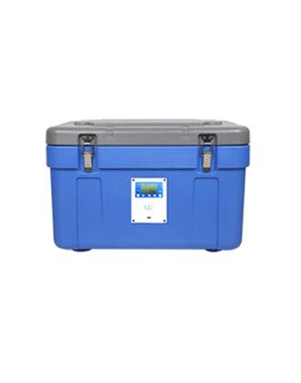 65L-GSP医药实时监测保温箱