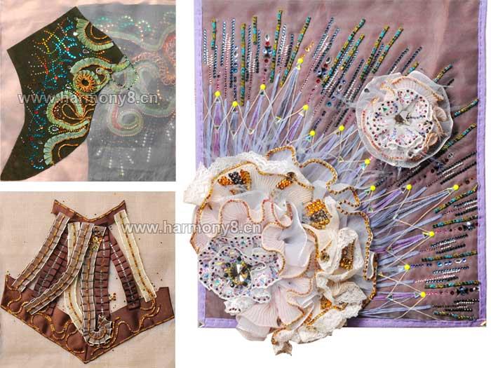 服装花式石,爪镶石