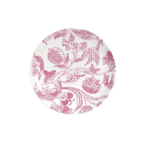 雅红 瓷盘1