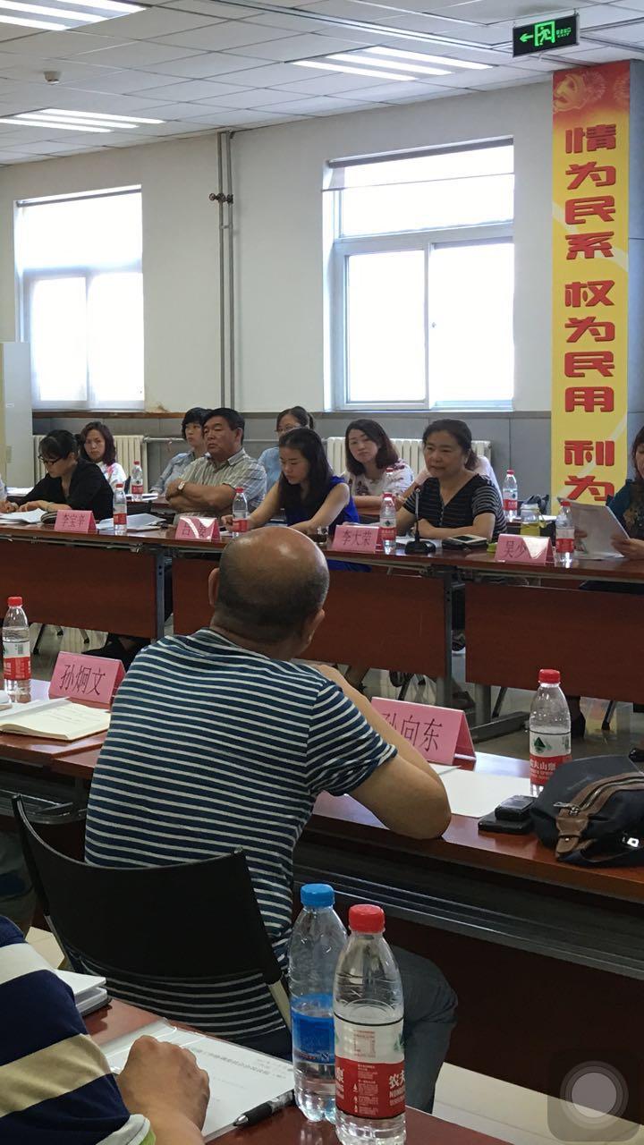 东湖地区党建工作协调委员会工作会议