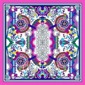 B2-003紫色烟花