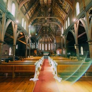 大教堂空景