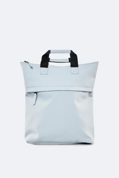 Tote Backpack, 冰灰色