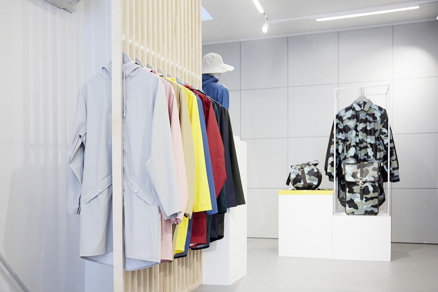 RAINS London Store