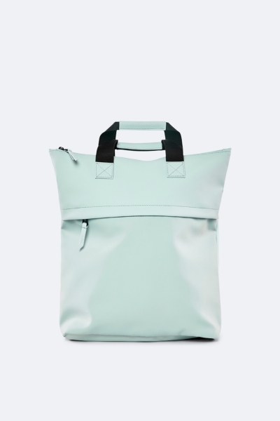Tote Backpack, 灰绿色