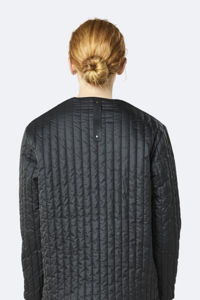 Liner Jacket, 黑色