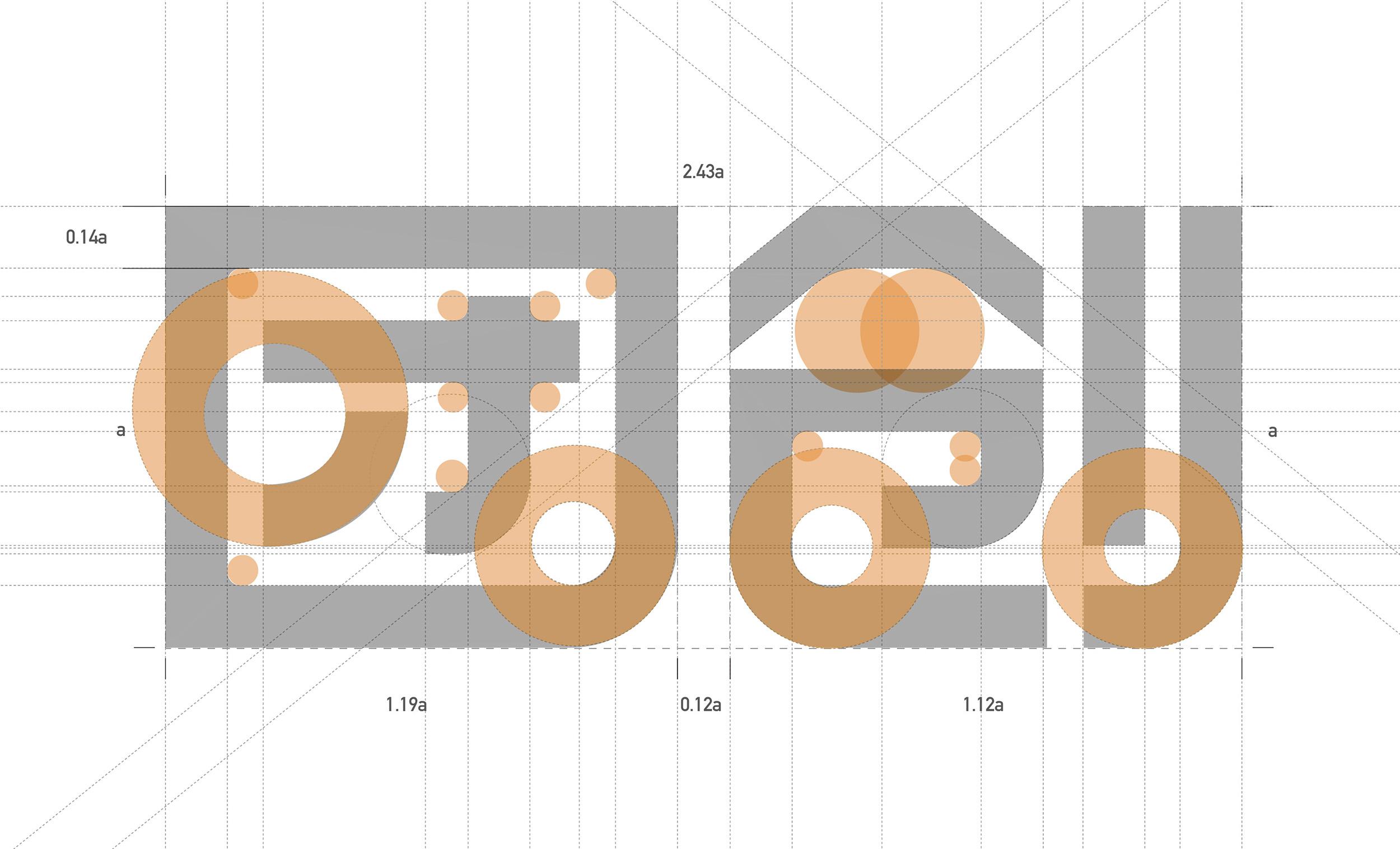 团创字体设计标准制图