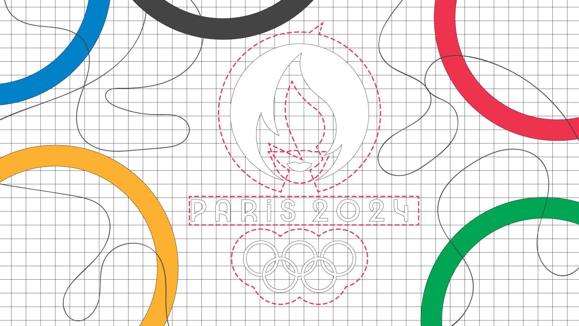 奥运会logo设计起来,怎么就这么难?