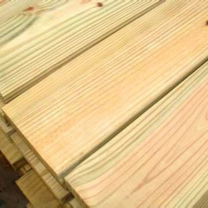 户外防腐木木板 墙板扣板木屋凉亭水车花箱平台地板护栏潍坊淄博