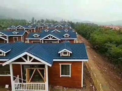 淄博博山木屋项目