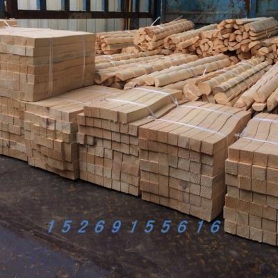 厂家直销防腐木碳化木竹节瓦S弯美人靠