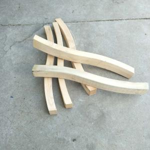 包邮防腐碳化木座椅靠背美人靠 S弯户外凉亭廊架竹节瓦实木可定制