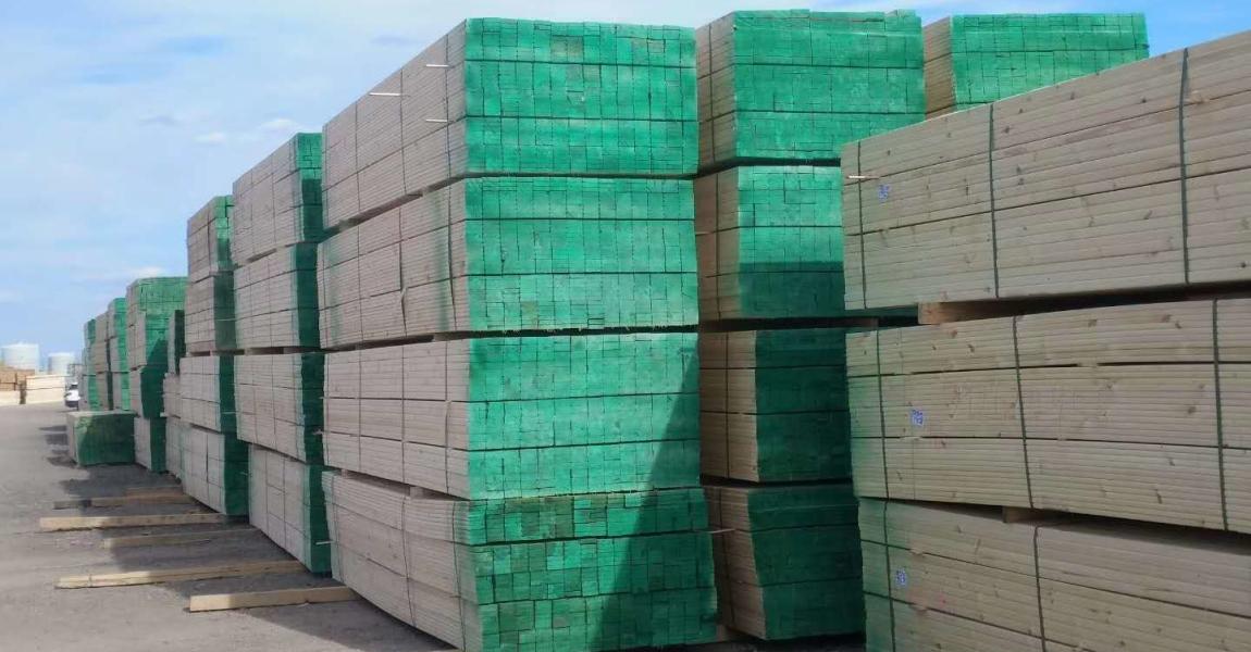 厂家批发出售防腐木碳化木
