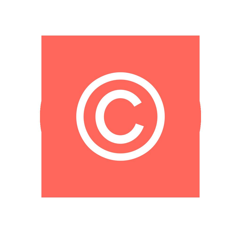 版权服务图标