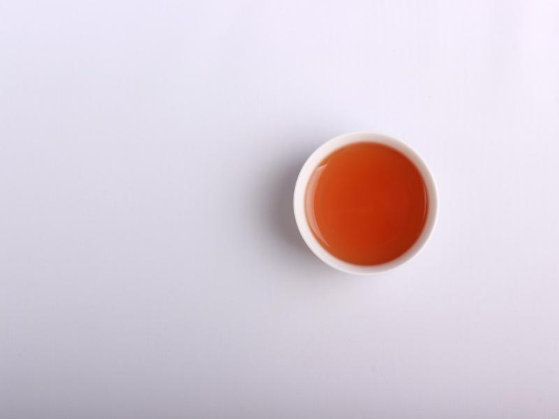 武夷岩茶汤色