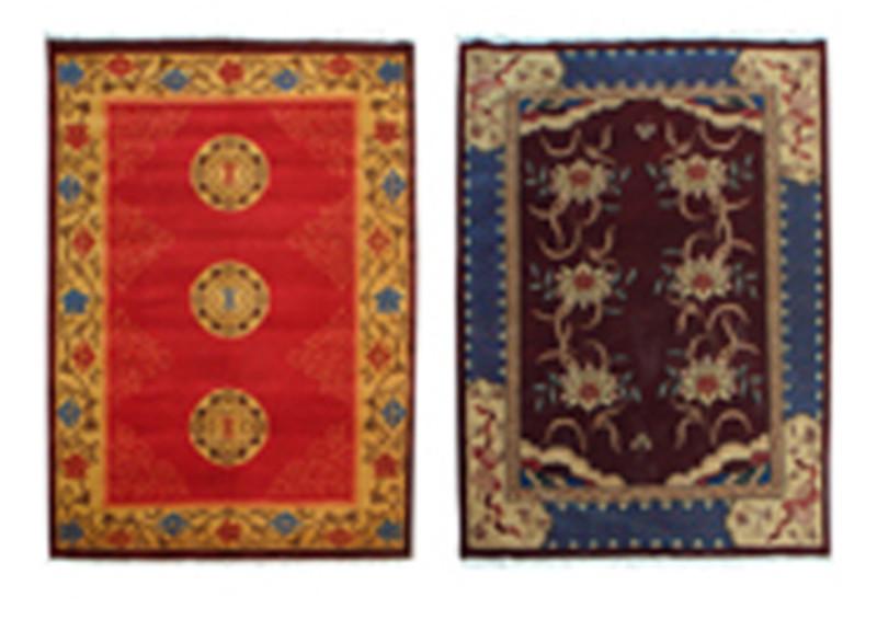 藏毯(青海产区)