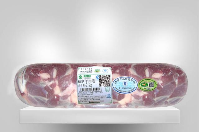 乌珠穆沁羊(沁绿牌)