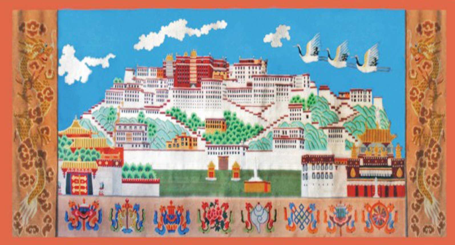 藏毯(西藏产区)