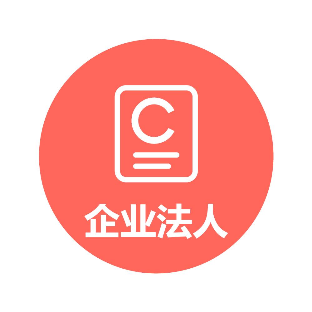 1、软件著作权登记-企业法人单位