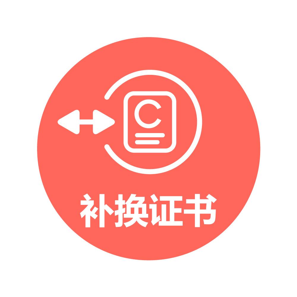 4、补发或者换发软件登记证书申请