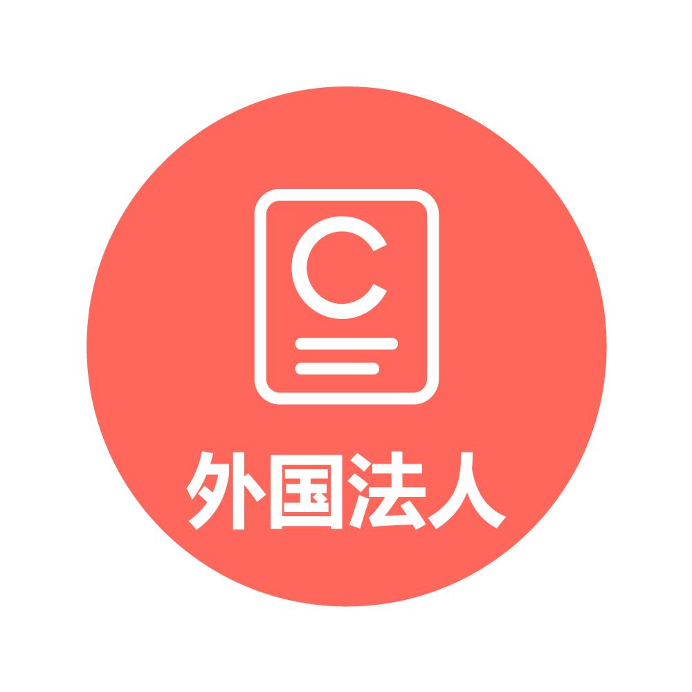 1、软件著作权登记-外国法人及其他组织