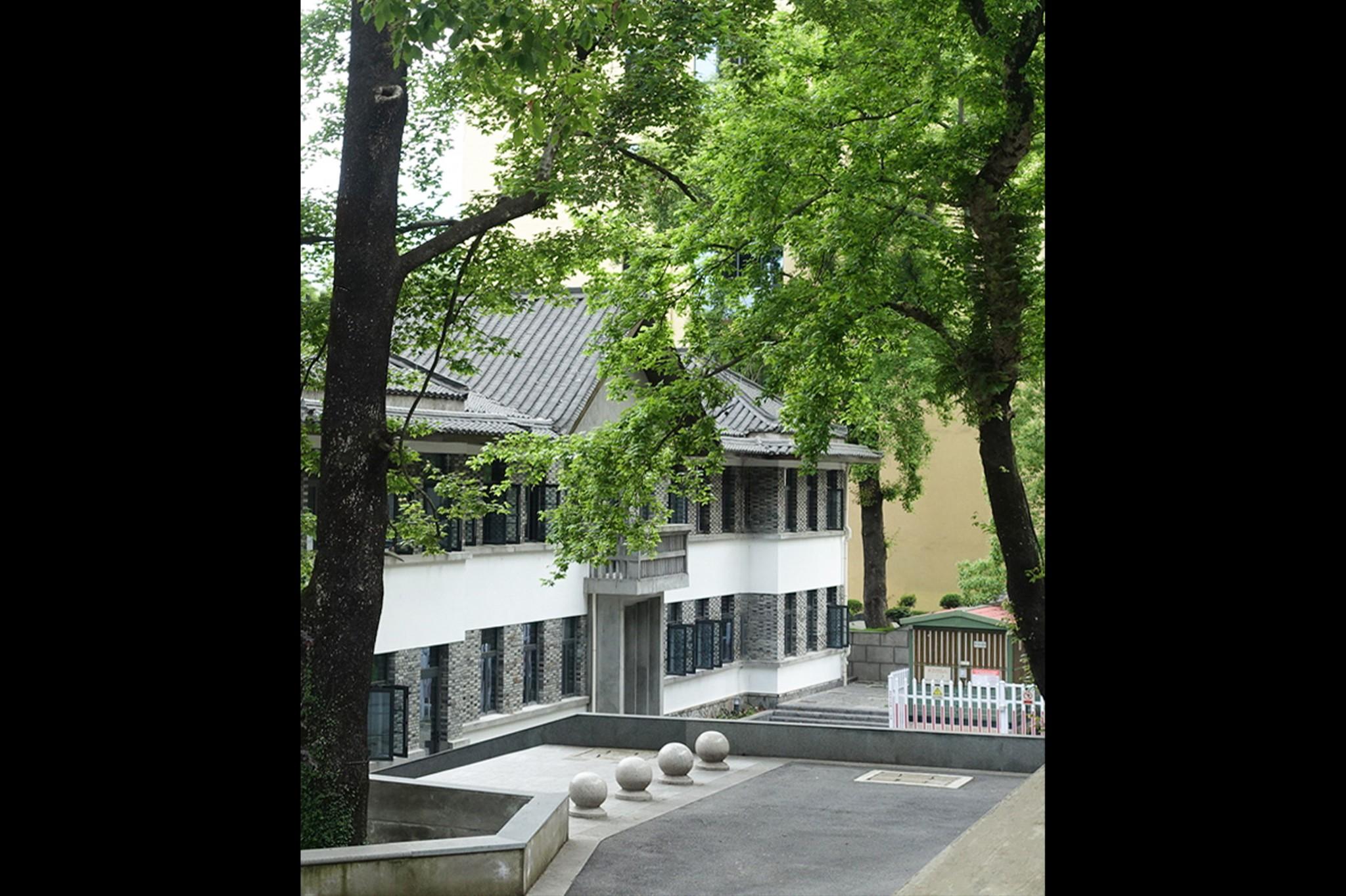 改造后的校史馆