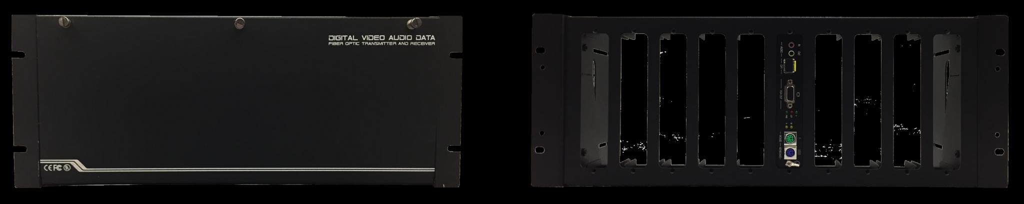 混插型集中供电机箱+混插型安装托盘