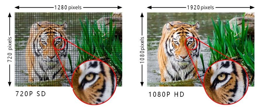 1080P高清光端机