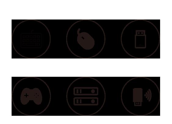 USB3.0光端机兼容多种设备(移动)
