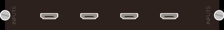 4路HDMI输入卡