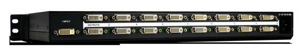 DVI分配器1进16出-侧