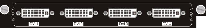 4I-DS,DVI 无缝信号卡