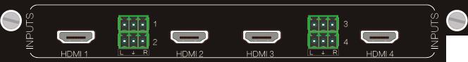 4I-HS,HDMI 无缝信号卡