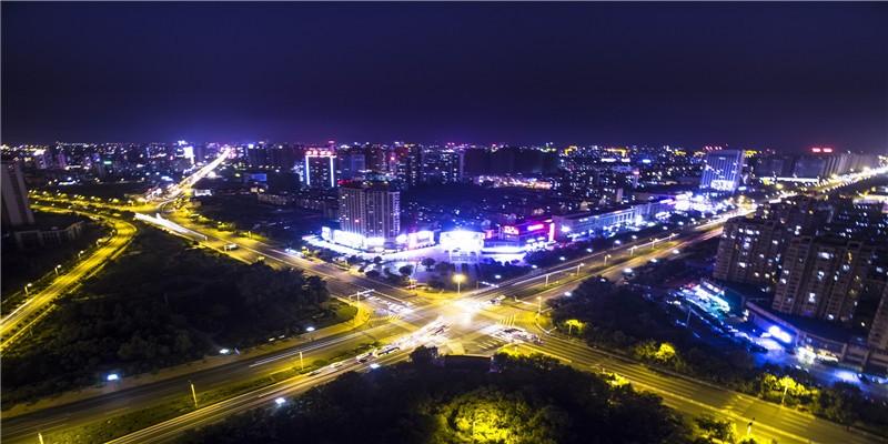 王府大街夜景