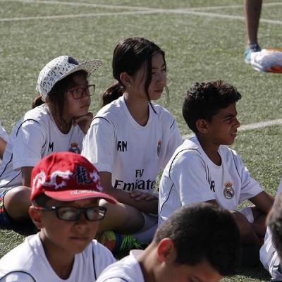东莞首家签约独家代理皇家马德里足球夏令营