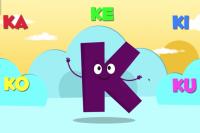 少儿西语 | 西班牙语字母K的发音