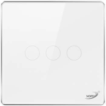 白色面板(三键)