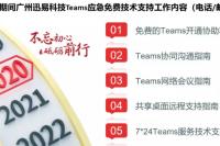 Teams远程技术支持
