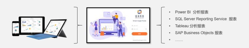 Smart Insight Portal组成