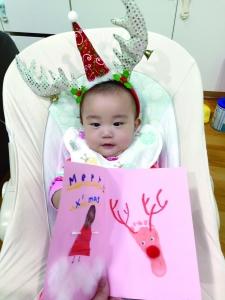贝格尔幼幼家宝贝参与圣诞特别活动