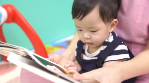 贝格尔托育老师引导宝贝阅读儿童书籍3