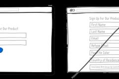 如何快速提高网站转化率---更少的表单字段【13】