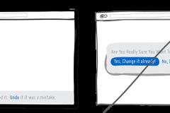 如何快速提高网站转化率---设置撤销提示【8】