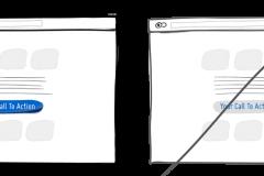 如何快速提高网站转化率---创建高对比度的CTA按钮【11】