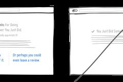 如何快速提高网站转化率---向用户表达谢意【52】