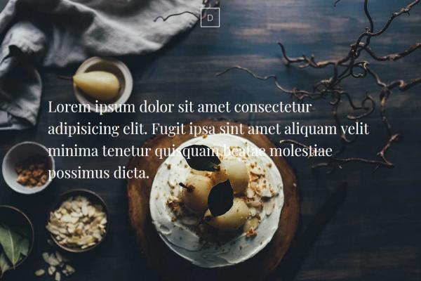 2019年响应式灰色白色餐厅网站模板