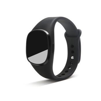 聯想智能支付手環L1 黑色運動計步 智能提醒 公交地鐵一卡通
